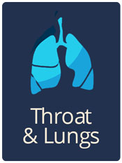 Throat & Lungs